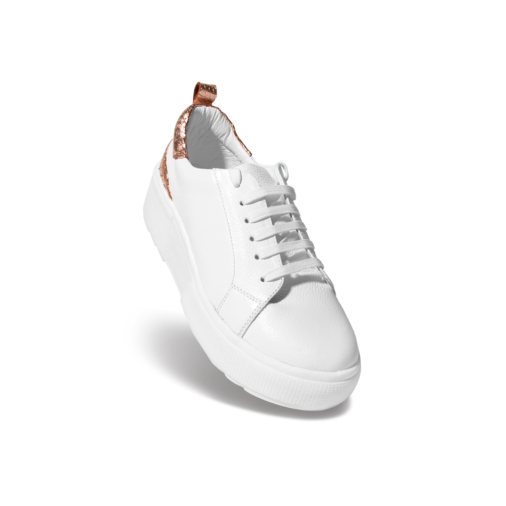 Zapatillas Catalina Blanca 3 en 1