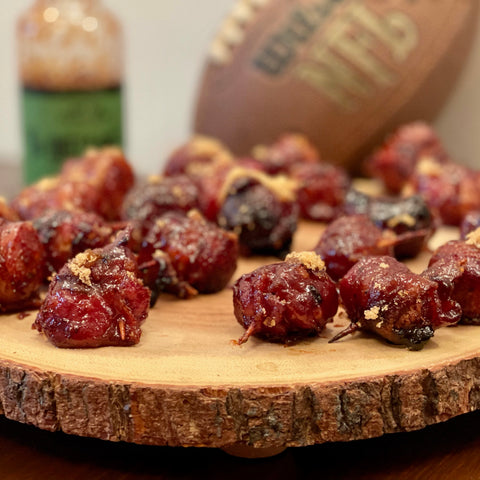 Elk Recipes - Sweet & Savory Barbecue Elk Sausage Bites