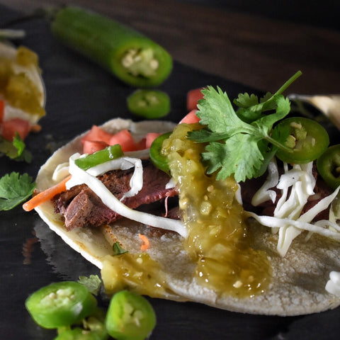 Duck and Goose Recipes Smoked Duck Tacos