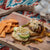 Venison Recipes - Spicy Venison Fajita Burger