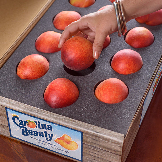 13ct Carolina Beauty PEACHES