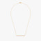 LUSTER Wide Necklace L