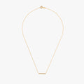 LUSTER Wide Necklace S