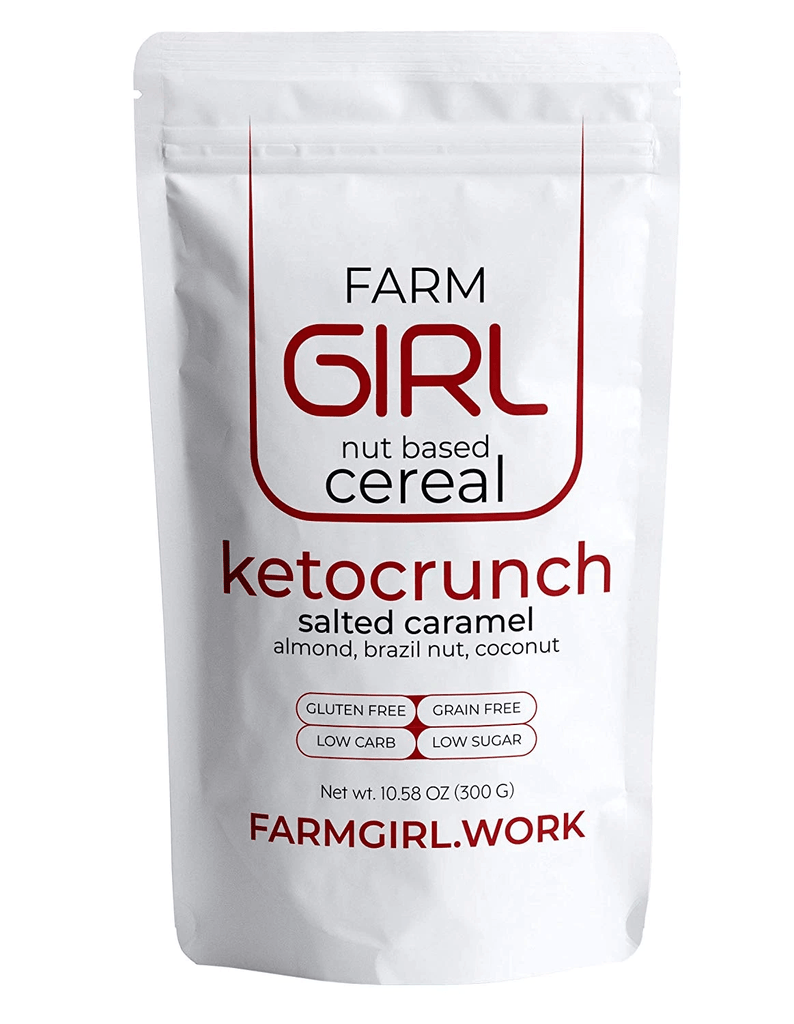 Farm Girl - Nut Based Cereal