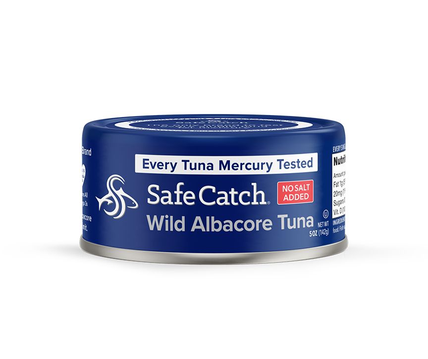 Safe Catch - Wild Albacore Tuna