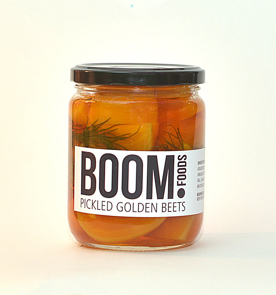 Boom - Pickled Beets