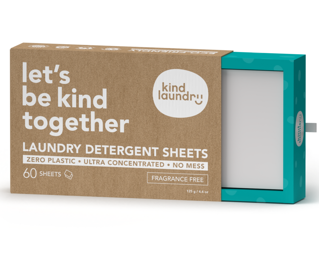 Kind Laundry - Laundry Detergent Sheets