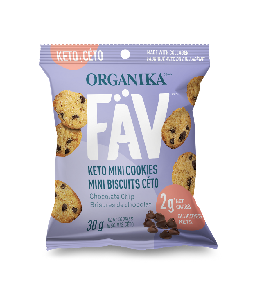Organika - FAV Keto Mini Cookies