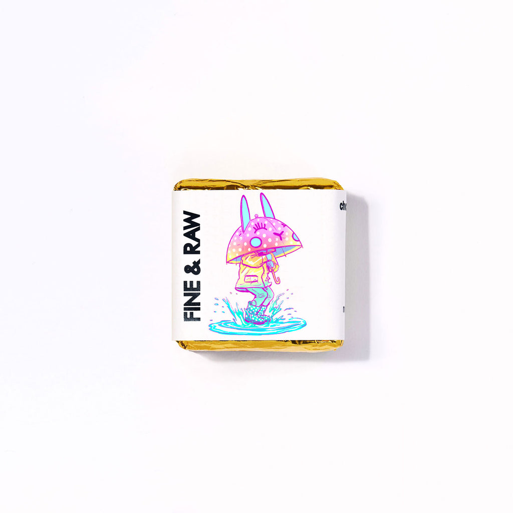 Fine + Raw - Limited Edition Chocolate