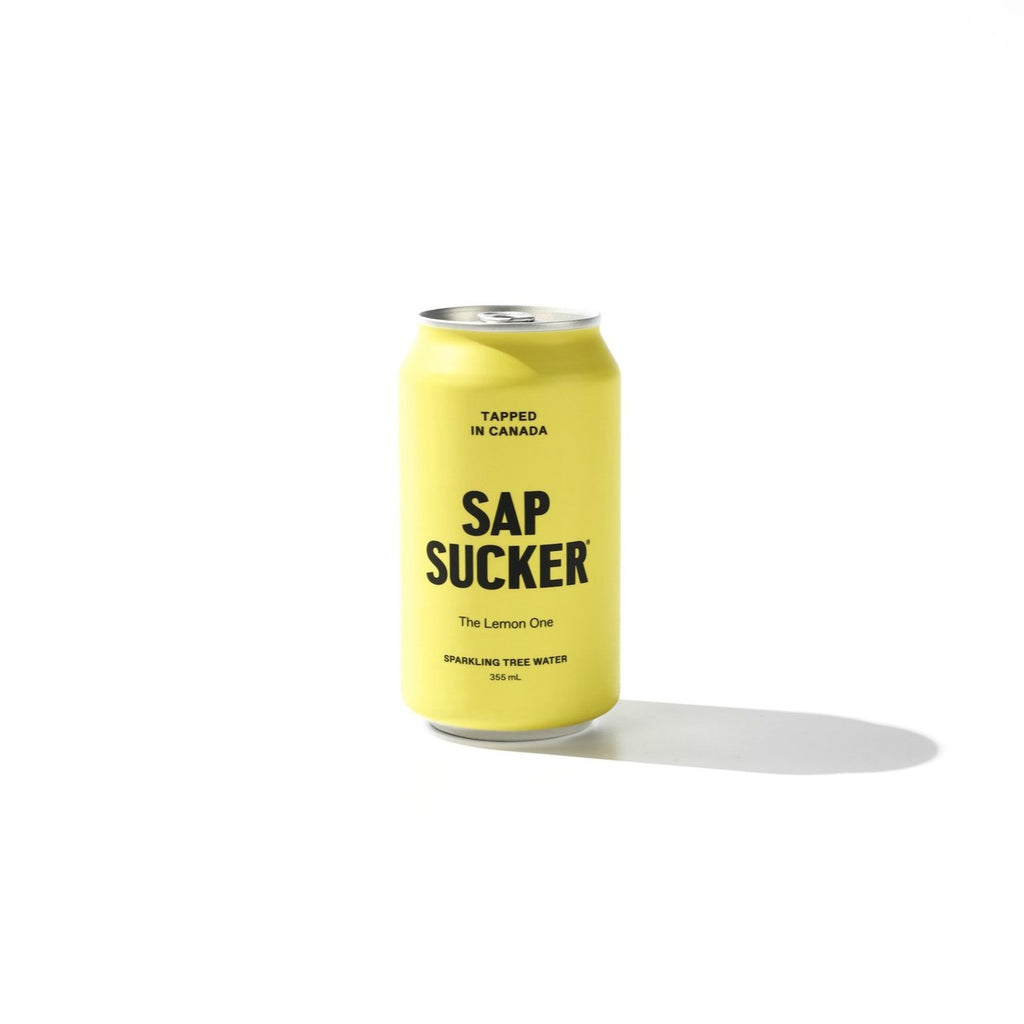 Sap Sucker - Sparkling Tree Water