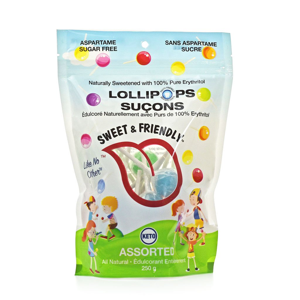 Sweet & Friendly - Lollipops