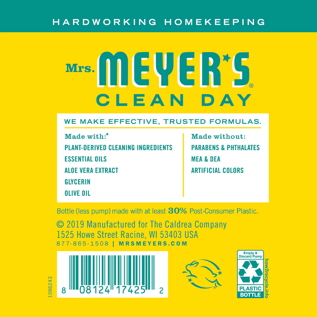 Meyer's - Hand Soap: Honeysuckle