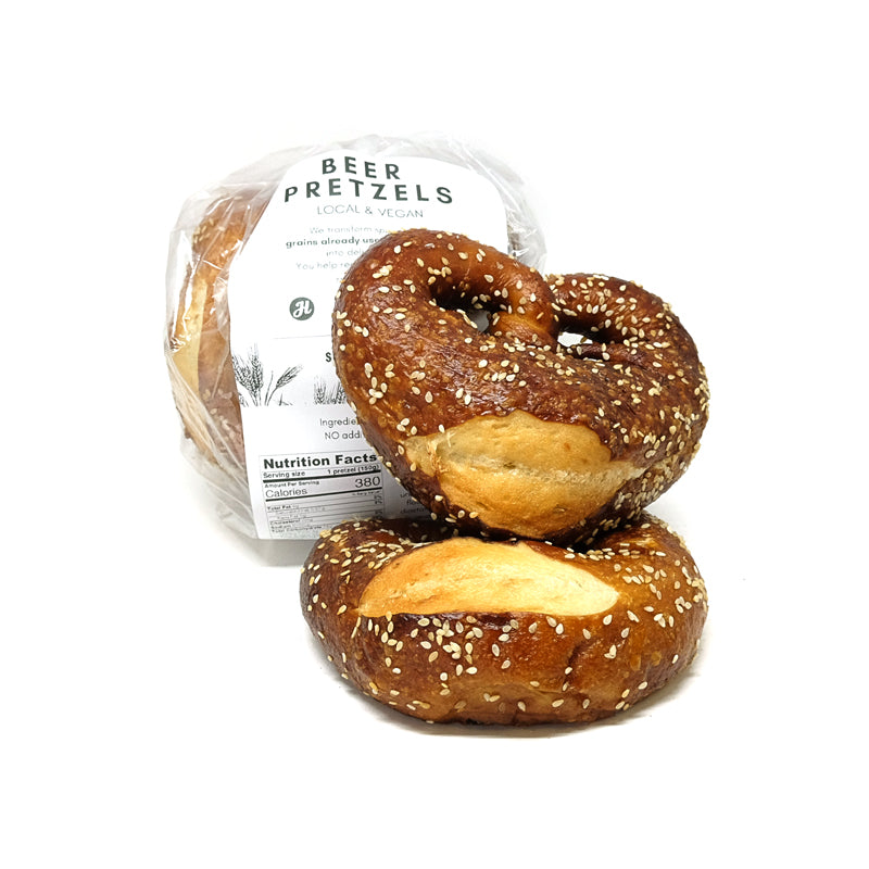Spent Goods - Beer Pretzels