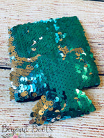 HEIFER, PLEASE- SEQUIN KOOZIE