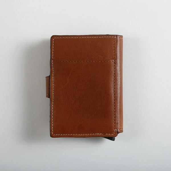 Card Stacker Bi-Fold Wallet Cuir Ally