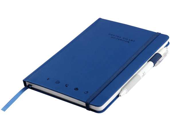 Dexter Erasable & Reusable Eco-Friendly Notebook - Cuir Ally Smart Goods