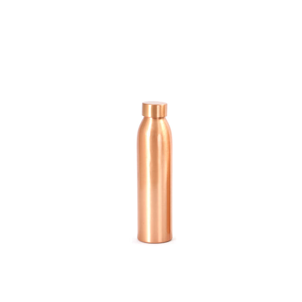 Pure Premium Copper Bottles - Cuir Ally Smart Goods