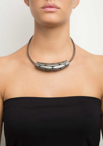 Collier Maison 203 - Armure anthracite