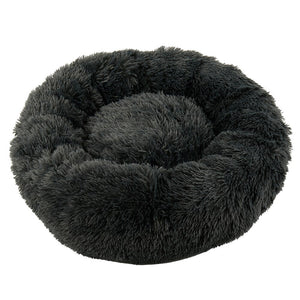 Cat Bed Plush Soft Warm Deep Sleeping Bed
