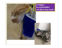 Load image into Gallery viewer, Corner Cat Massage Brush