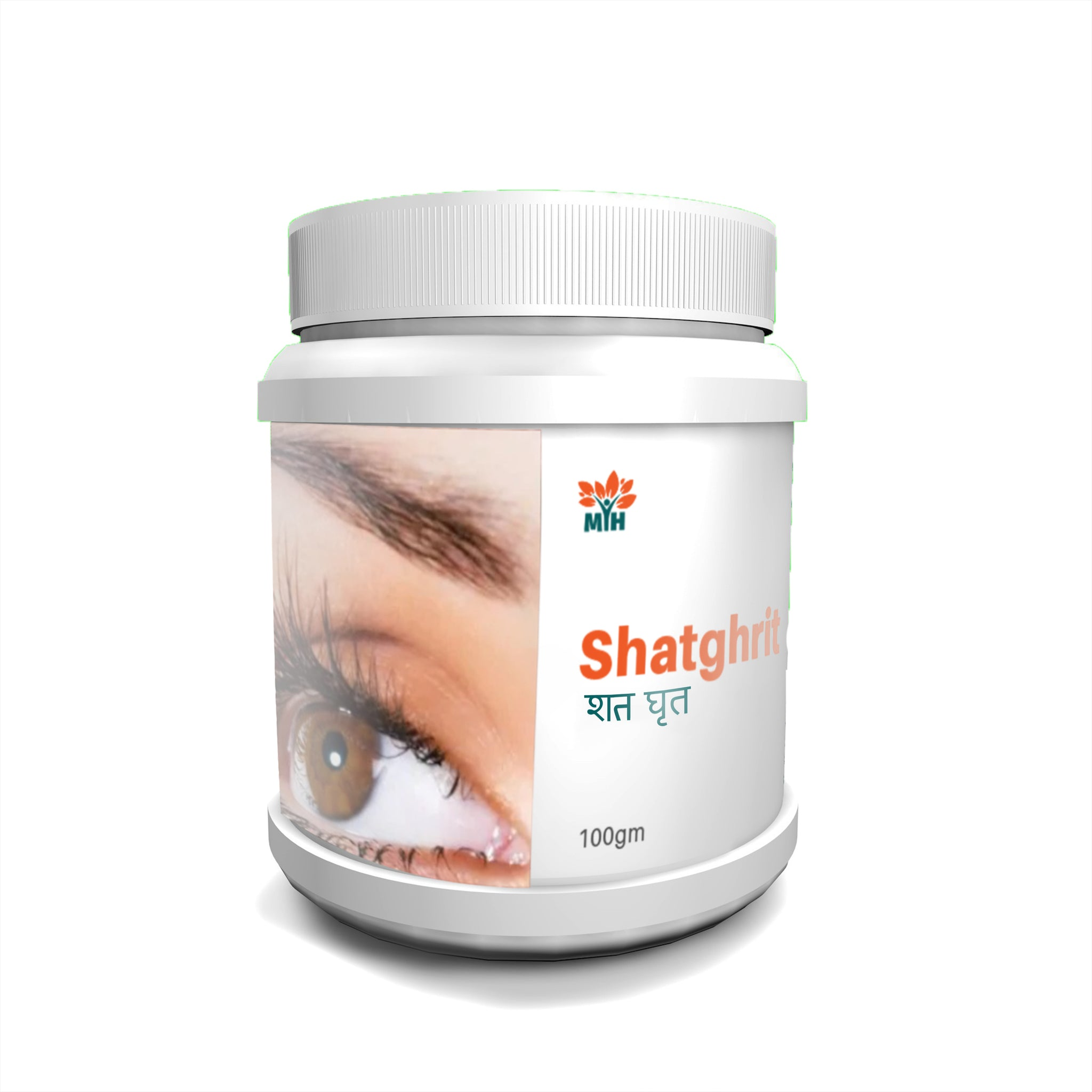 Mansar Herbals ShatGhrita is a wonderful tonic for eyes which helps to improve vision in various eye ailments such as refractive disorders, Night blinders, cataract, glaucoma, etc. It sooths eye irritation, strenghtens the eye muscles and optic nerve and significantly improves vision.