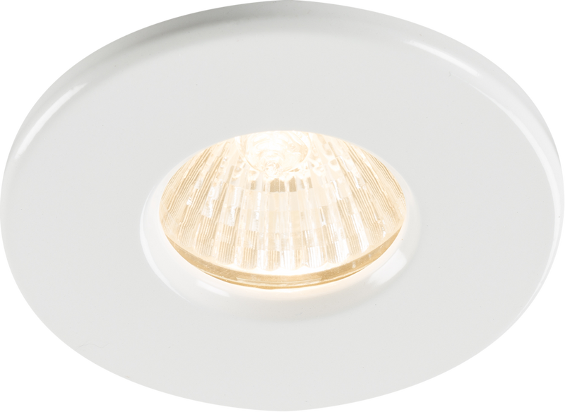 IP65 GU10 Recessed Downlight - White