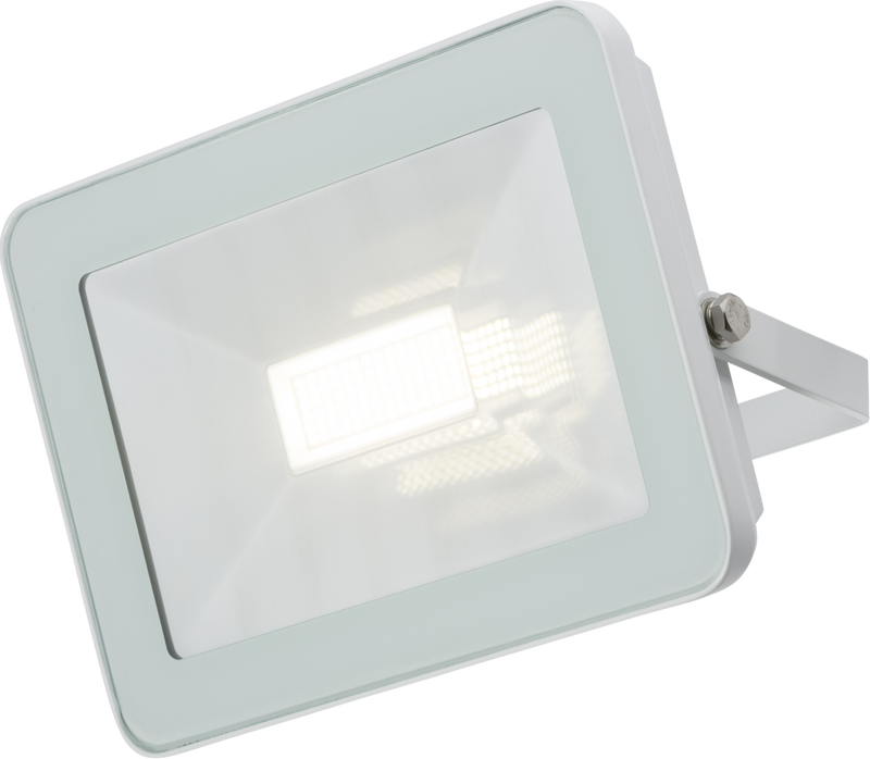230V IP65 30W LED White Floodlight 4000K