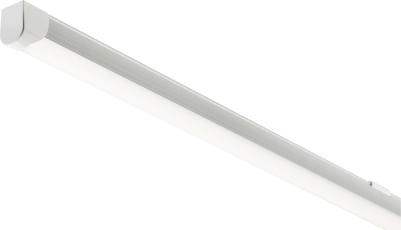 230V 17W 1220mm (4ft) LED Batten
