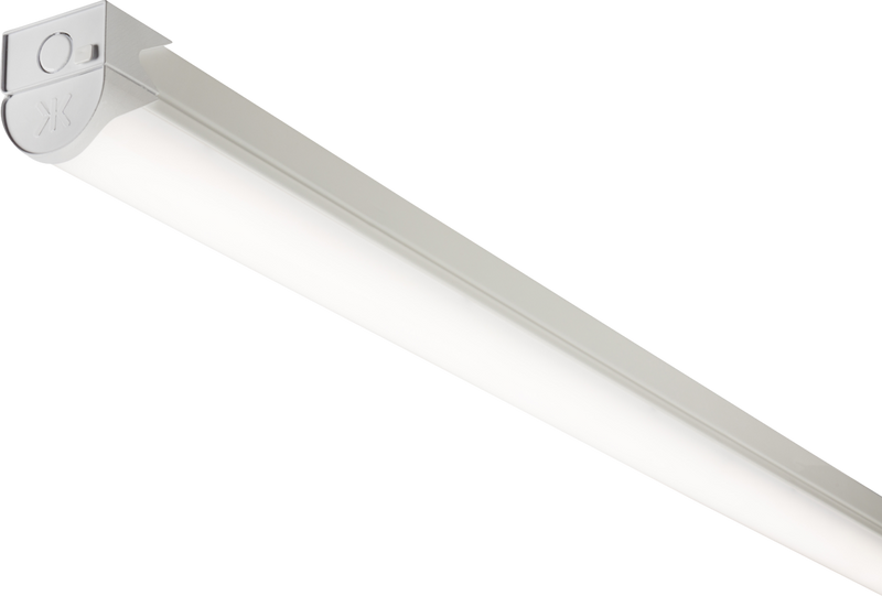 230V 4ft 22W LED CCT Batten Emergency