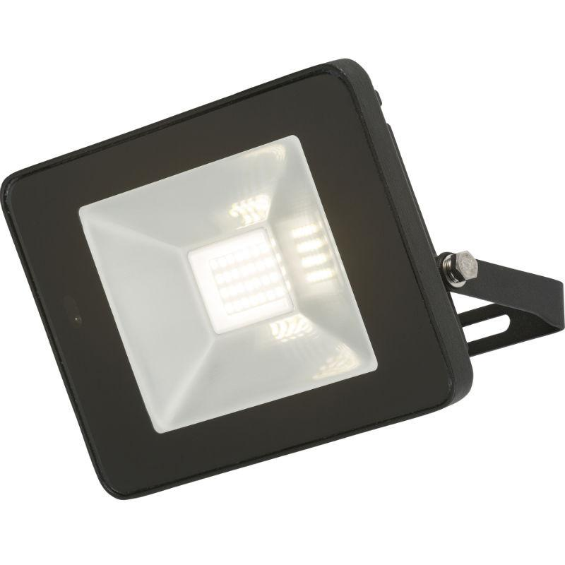 20 Watt IP65 LED Die-Cast Aluminium Floodlight with Microwave Sensor - Steel City Lighting