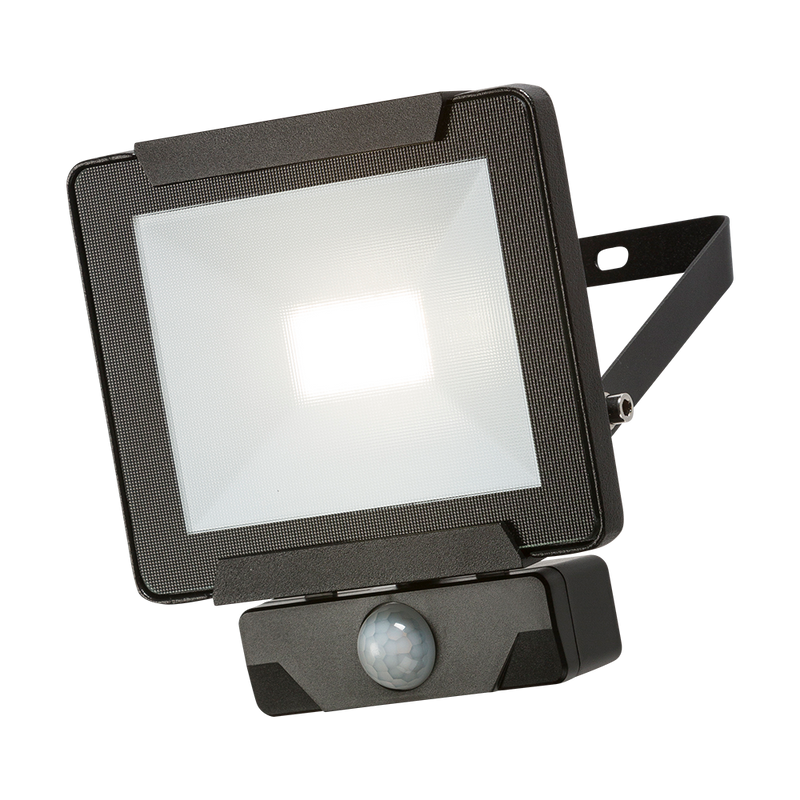 230V IP65 20W LED Floodlight with PIR sensor 4000K