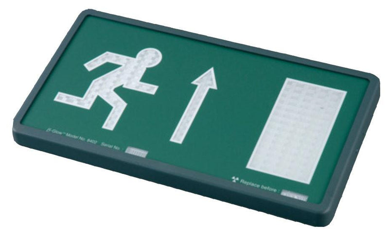 wireless-self-illuminating-fire-exit-sign
