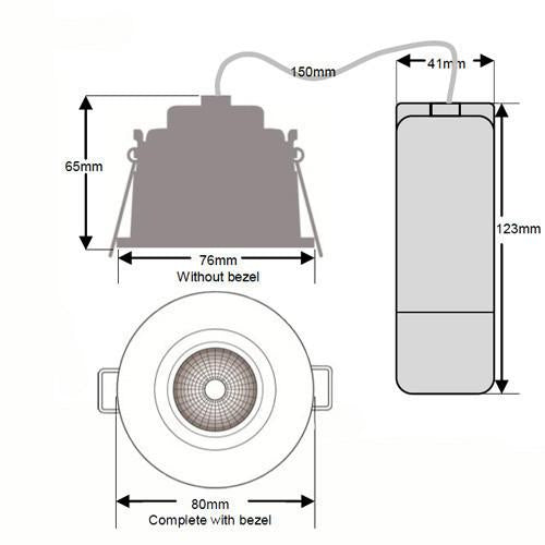 7-watt-fire-rated-led-ip65-emergency-downlight