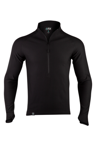 Men's Warmest Half Zip