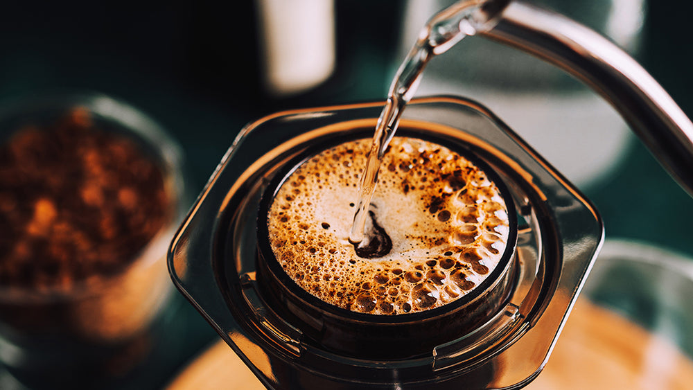 How to make coffee with an AeroPress