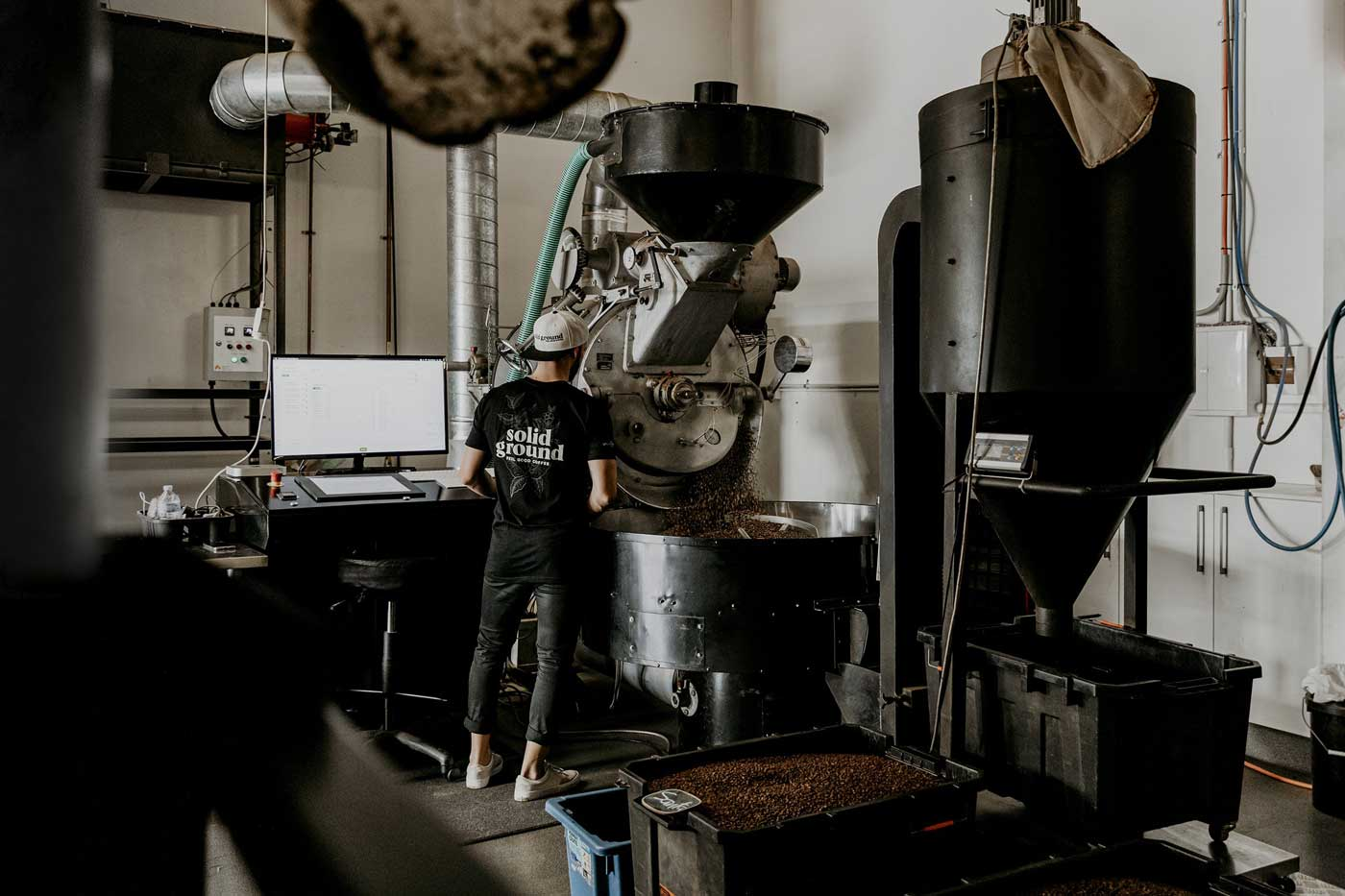 Solid Ground Roasters Our Story