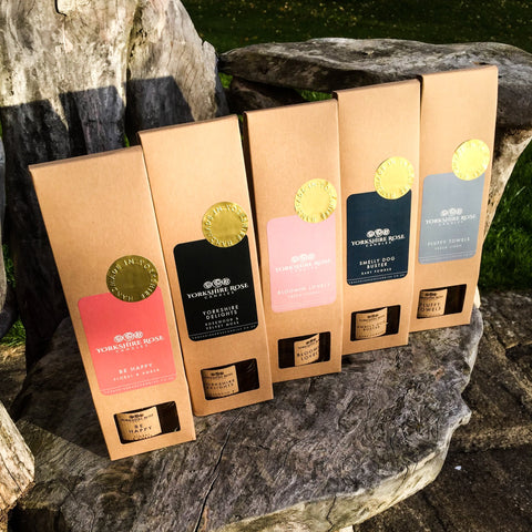 yorkshire rose reed diffusers
