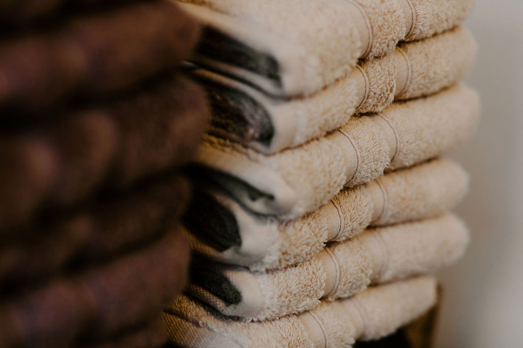 Natural Supreme Cotton Towels