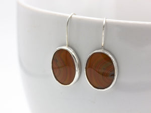 Laguna Agate Earrings