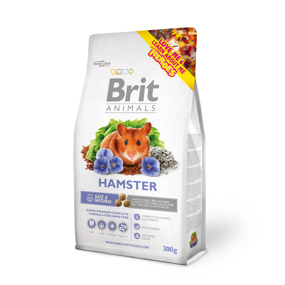 Brit Animals<br><i>HÖRCSÖG</i>