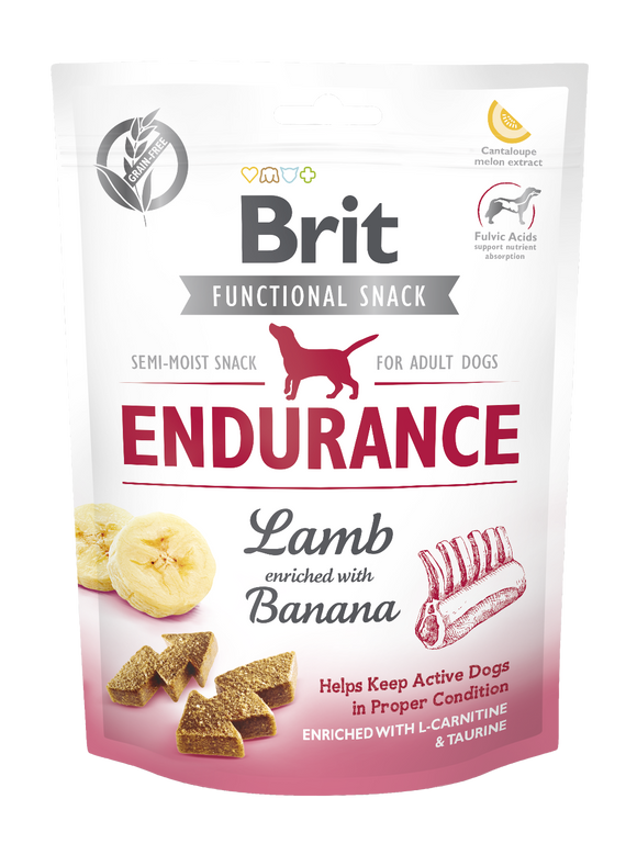 Brit Care Functional Snack ENDURANCE
