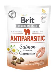 Brit Care Functional Snack ANTIPARASITIC