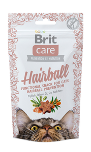 Brit Care Cat Snack Functional<br>HAIRBALL
