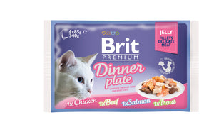 Brit Premium Jelly<br>DINNER PLATE