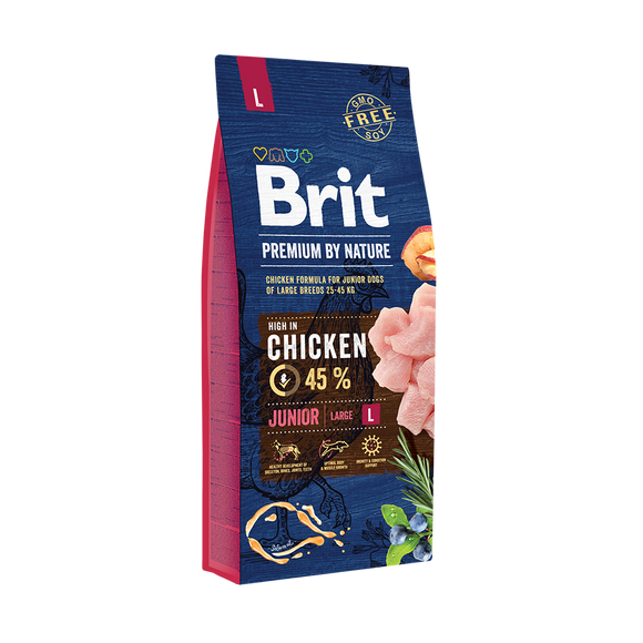 Brit Premium JUNIOR L<br>45% CSIKRE
