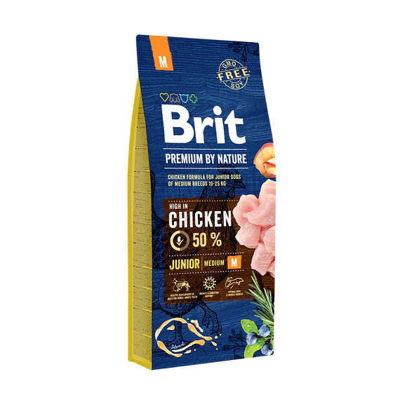 Brit Premium JUNIOR M<br>50% CSIKRE