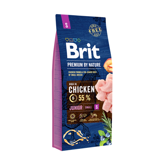 Brit Premium JUNIOR S<br>55% CSIKRE