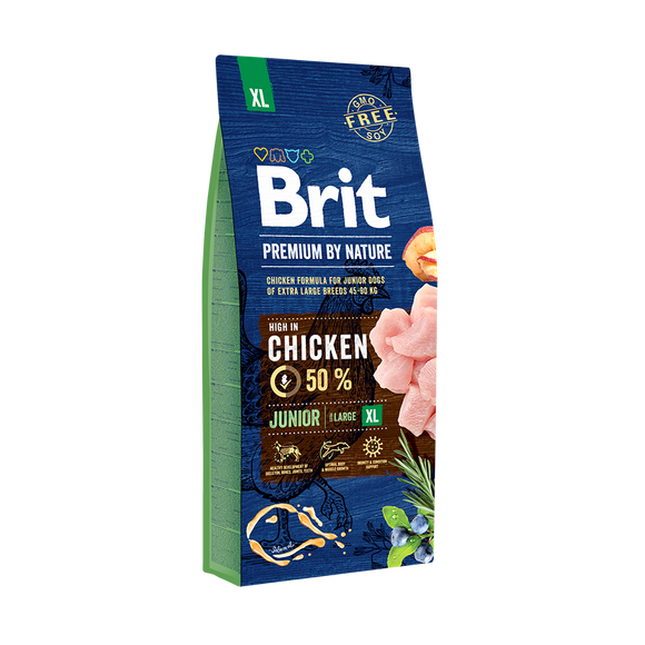 Brit Premium JUNIOR XL<br>50% CSIKRE