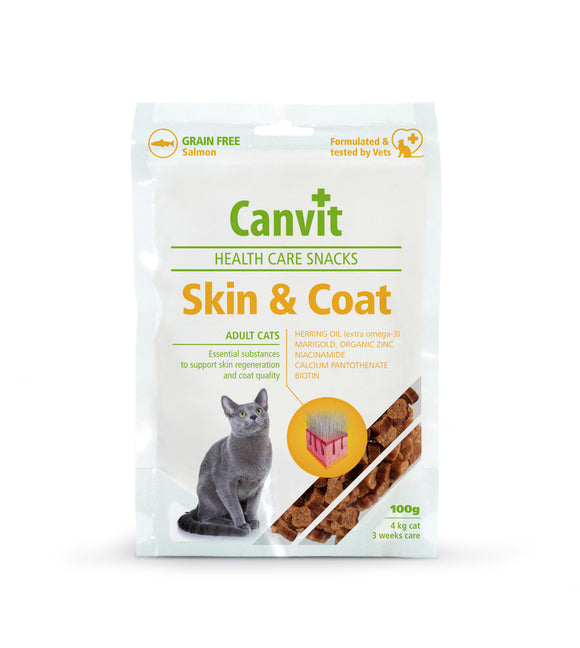 Canvit Cat Skin & Coat