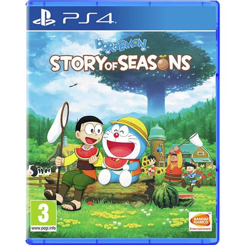 PS4 Doraemon Story of Seasons